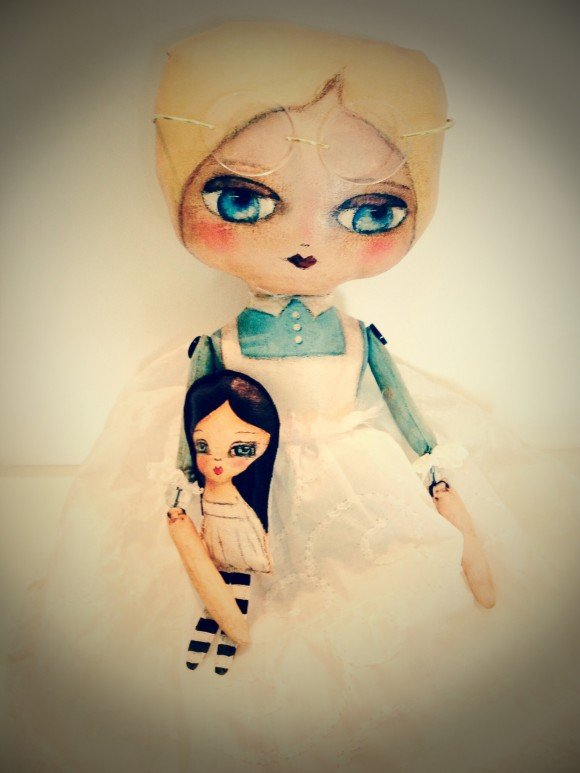 Handmade Art Dolls