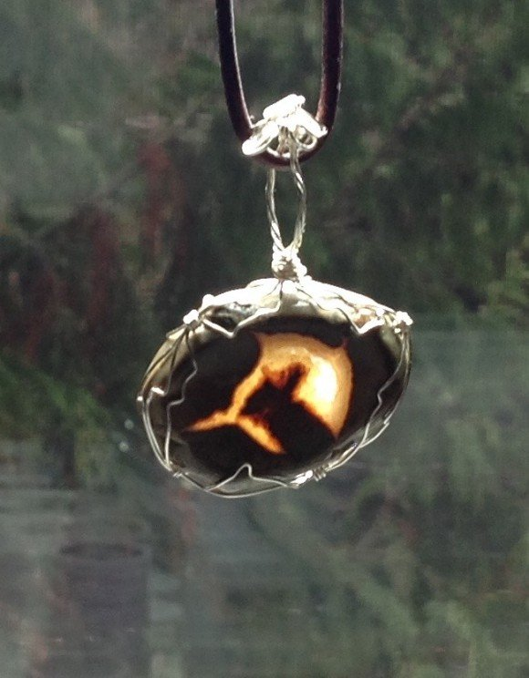 Dolphin-Amulet-Neclace