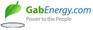logo, green, white bg